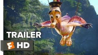 Download Quackerz Official Trailer 1 (2016) - Animated Fantasy Comedy HD Video