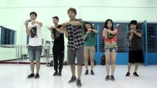Download Hướng dẫn nhảy dân vũ rửa tay - Lifebuoy (choreography by ReDcAt) Video