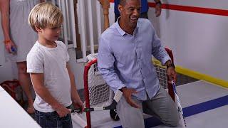 Download Hockey Player's Basement Video
