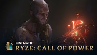 Download Ryze: Call of Power | Cinematic - League of Legends Video