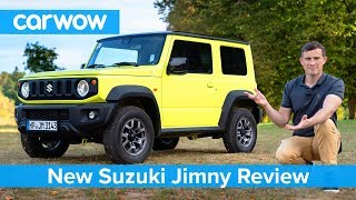 Download New Suzuki Jimny SUV 2019 - see why I love it... but you might not! Video