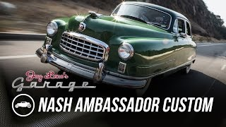 Download 1950 Nash Ambassador Custom - Jay Leno's Garage Video