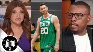 Download What should we expect from Gordon Hayward in first full Celtics season? | The Jump | ESPN Video