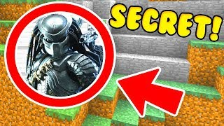 Download I FOUND THE PREDATOR SECRET BASE IN MINECRAFT POCKED EDITION! Video