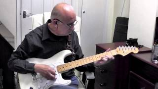 Download Spanish Eyes - instrumental cover by Dave Monk Video