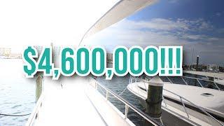 Download $4.6 MILLION DOLLAR YACHT TOUR! Video
