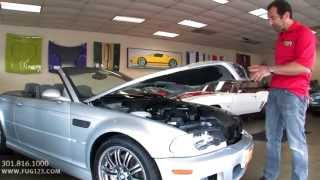 Download 2002 BMW M3 Convertible for sale with test drive, driving sounds, and walk through video Video