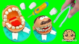 Download Doctor Barbie Doll Takes Care Of Playdoh Patient Dr. Drill N Fill Playset Video Video