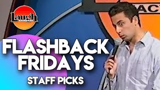 Download Flashback Fridays | Staff Picks | Laugh Factory Stand Up Comedy Video