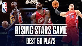 Download The Best 50 Plays From The Rising Stars Games Video
