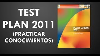 Download Soy Docente: TEST PLAN 2011 (PRACTICA) Video