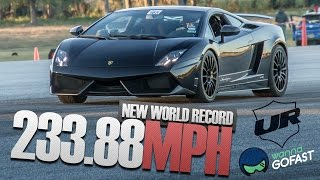 Download Underground Racing 233.88 mph World Record Half Mile @ WannaGoFast Florida Video