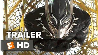 Download Black Panther Trailer #1 (2018) | Movieclips Trailers Video