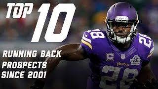 Download Top 10 Running Back Prospects Since 2001 | Bucky Brooks | Move the Sticks | NFL Video