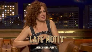 "Download LATE MOTIV - Pilar Jurado. ""No me importa ser diferente″ 