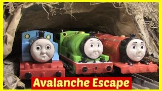 Download Thomas and Friends Accidents Will Happen Toy Trains Thomas the Tank Engine Episode Avalanche Escape Video
