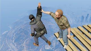 Download GTA 5 Epic ragdolls episode 100 [Funny Moments] Video