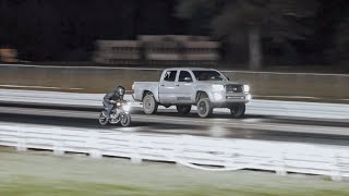 Download 1st time DRAG RACING my 300cc Swapped Grom!! Video