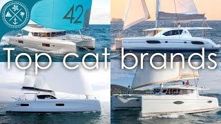 Download Top 12 catamaran brands - a quick guide for beginners Video