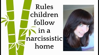 Download Rules children follow in a narcissistic home Video