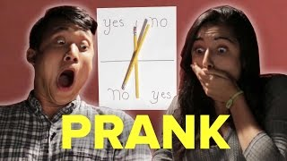 Download People Try The Charlie Charlie Challenge (Prank Video) Video