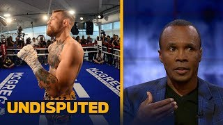 Download Sugar Ray Leonard on McGregor vs. Mayweather: Conor needs to make it a street fight | UNDISPUTED Video