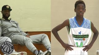 Download Zaire Wade is the future ″Flash″ - Dwyane Wade's son is NextUp in Miami Video