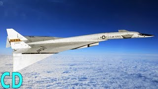 Download XB-70 Valkyrie - The Worlds Fastest Bomber Video