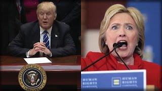 Download IT'S OVER! TRUMP JUST TWEETED A MESSAGE THAT WILL SCARE HILLARY CLINTON TO DEATH! Video