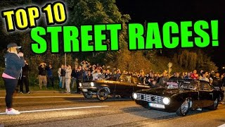 Download TOP 10 Street Races Ever! Video