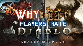 Download Why Diablo 2 Players Hate Diablo 3 Video