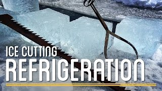 Download Ice Cutting Refrigeration | How to Make Everything: Preservatives Video