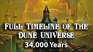 Download Full Timeline of the Dune Universe (34,000 Years) Video