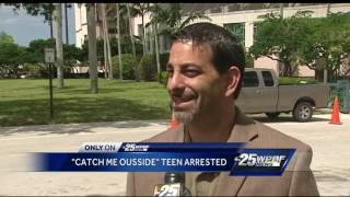 Download 'Cash me ousside' teen arrested Video