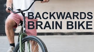 Download Smarter Every Day Challenge: Learn the Backwards Brain Bike Video