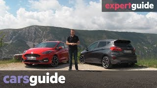 Download Ford Fiesta ST 2019 review Video