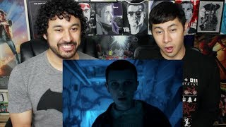 Download STRANGER THINGS | SEASON 2 Comic Con ″Thriller″ TRAILER REACTION & REVIEW!!! Video