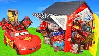 Download Cars Toys: Lightning Toy Vehicles, Ride on Car Play & Playhouse Surprise for Kids Video