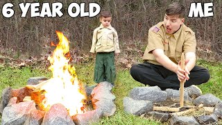 Download I Went Back To Boy Scouts For A Day Video