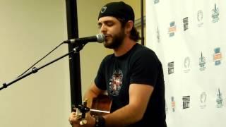 Download Thomas Rhett - Fan Club Party 2013 - Star of the Show Video