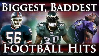 Download Biggest, Baddest Football Hits Ever Video