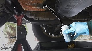 Download What does a 300,000 mile oil change look like? Video