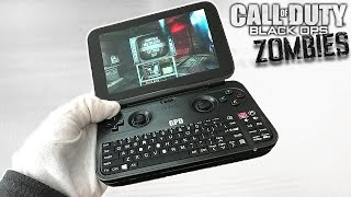 Download WORLDS SMALLEST GAMING LAPTOP! Unboxing GPD Win 10 + Black Ops Zombies Gameplay Video