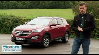 Download Hyundai Santa Fe SUV review - CarBuyer Video
