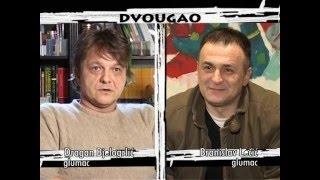 Download DVOUGAO 100 Dragan Bjelogrlić - Branislav Lečić (feb. 2009) Video