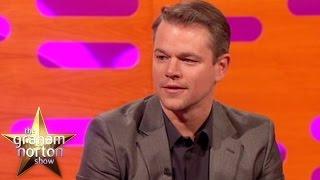 Download Matt Damon and Bill Murray Cause Trouble - Classic Graham Norton Video