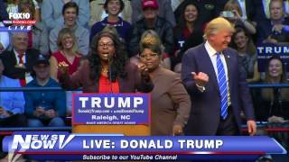 Download FNN: Donald Trump Meets The Notorious Diamond and Silk - Self Described ″Black Trump Supporters″ Video