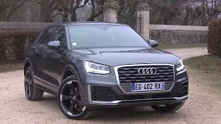 Download Audi Q2 2.0 TDI 190 Quattro S-Tronic S Line 2017 Video