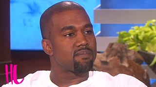 Download Kanye West Gives The Weirdest Interview On Ellen EVER Video