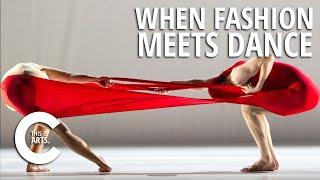 Download WHAT HAPPENS WHEN FASHION MEETS DANCE? | CANVAS Video